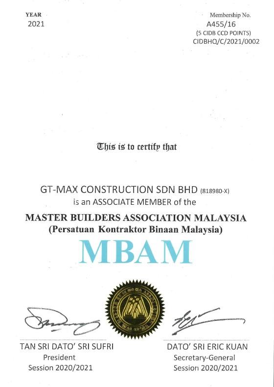MBAM 2021